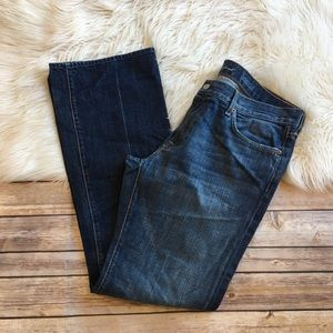 7 For All Mankind Jeans Bootcut Men's 36x34
